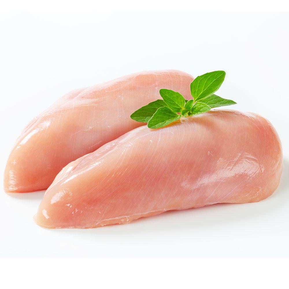 Breast -Boneless Skinless, Fresh