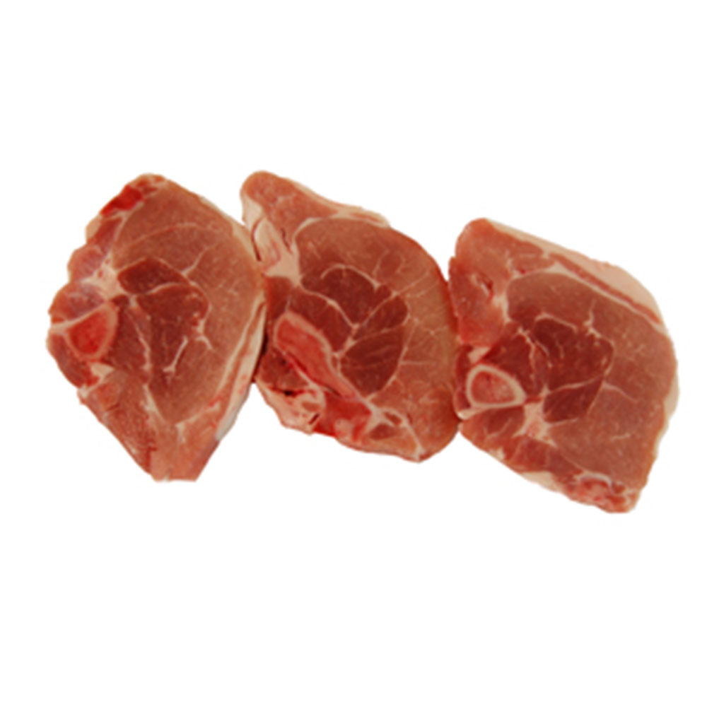 End Cut Pork Chops