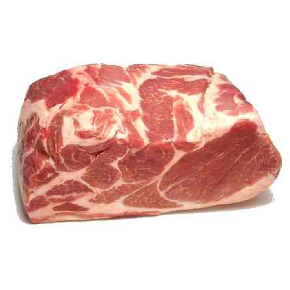 Pork Butt Roast Bone-In