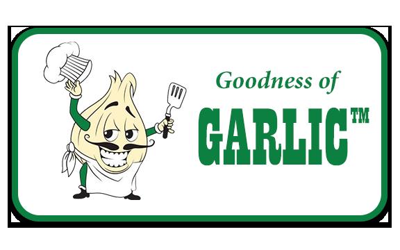 The Goodness of Garlic Logo